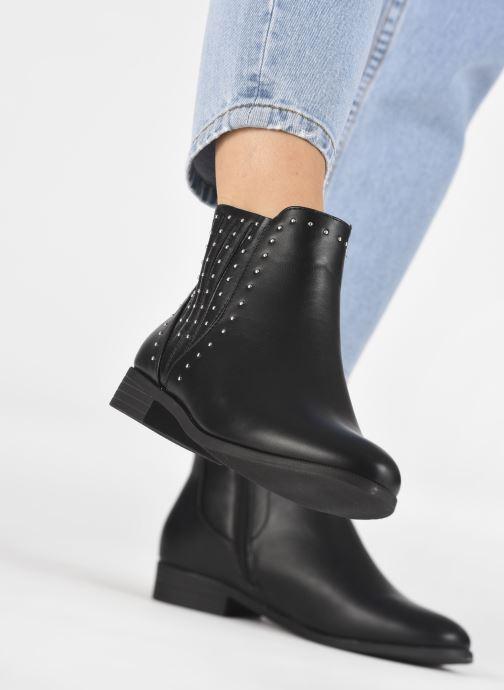 Botines  I Love Shoes WOFALY Negro vista de abajo
