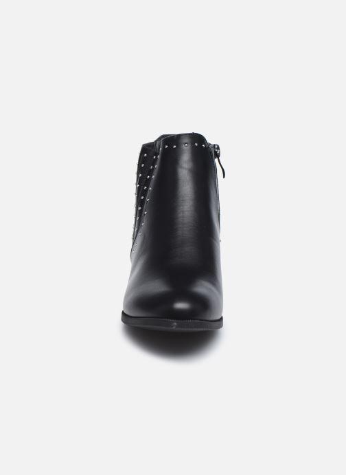 Stivaletti e tronchetti I Love Shoes WOFALY Nero modello indossato