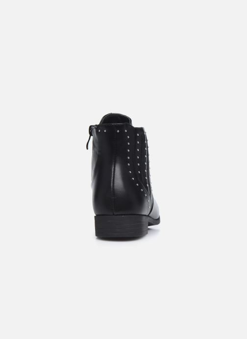 Botines  I Love Shoes WOFALY Negro vista lateral derecha