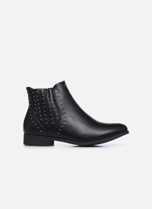 Botines  I Love Shoes WOFALY Negro vistra trasera