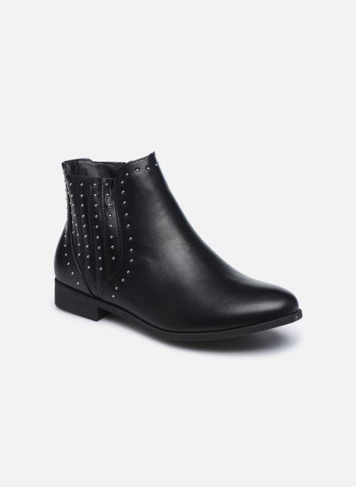 Botines  I Love Shoes WOFALY Negro vista de detalle / par