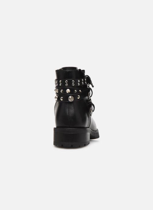 Stivaletti e tronchetti I Love Shoes WOUSTEO Nero immagine destra