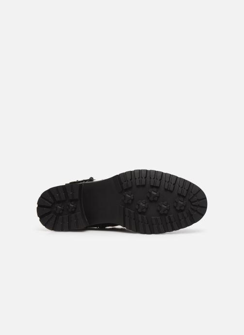 Stivaletti e tronchetti I Love Shoes WOUSTEO Nero immagine dall'alto