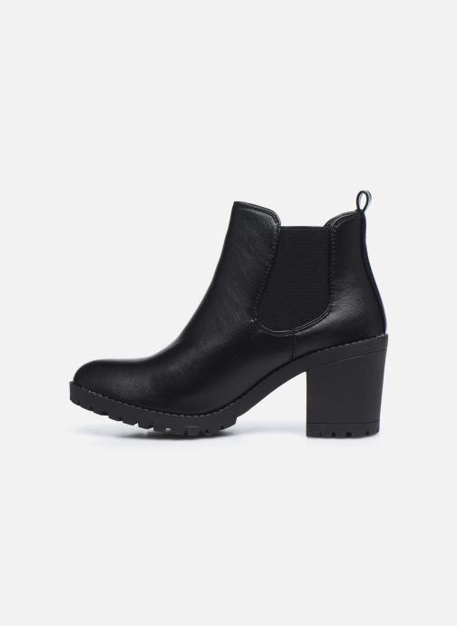 Stivaletti e tronchetti I Love Shoes WOTINA Nero immagine frontale