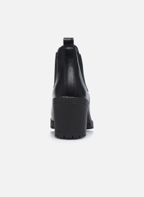 Stivaletti e tronchetti I Love Shoes WOTINA Nero immagine destra