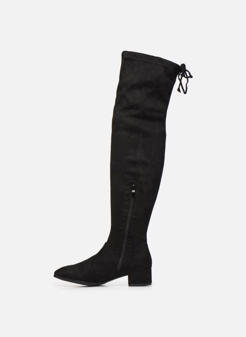 Stiefel I Love Shoes WOOP schwarz ansicht von vorne