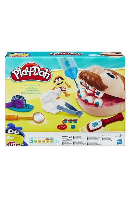 Divers Accessoires Play-Doh- Le Dentiste