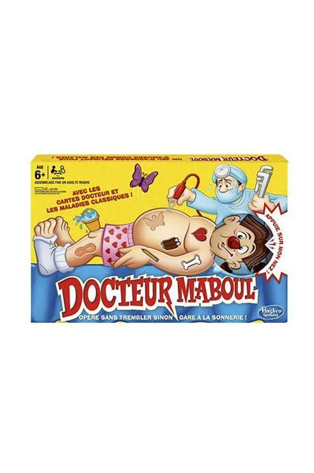 Divers Hasbro Docteur Maboul Multicolore vue détail/paire