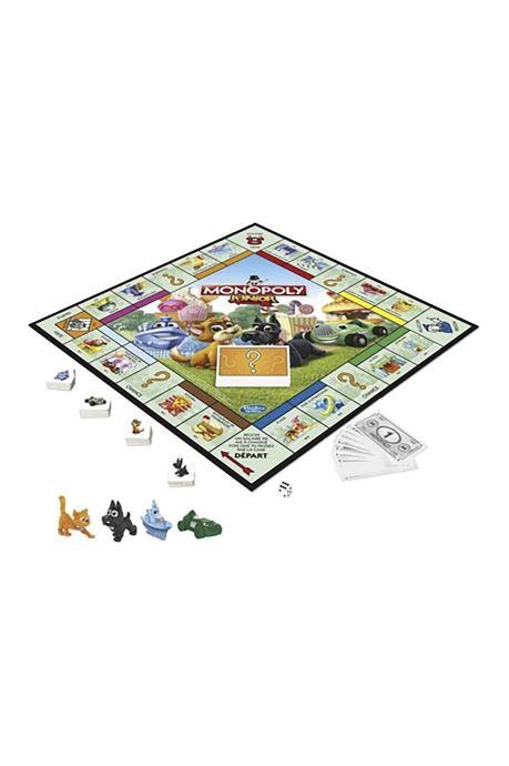 Divers Hasbro Monopoly junior 85 Multicolore vue portées chaussures