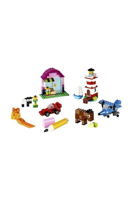 Divers Lego LEGO Classic 10692 Brique créa Multicolore vue portées chaussures