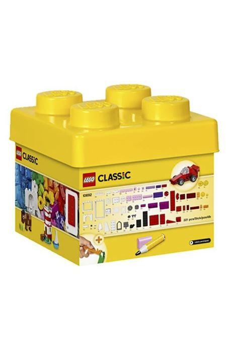 Divers Lego LEGO Classic 10692 Brique créa Multicolore vue détail/paire