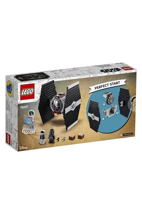 Divers Lego LEGO® 4+ Star Wars¿ 75237 Multicolore vue portées chaussures