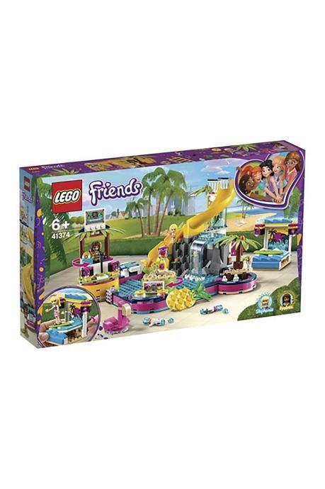 Divers Accessoires LEGO® Friends La soirée piscin