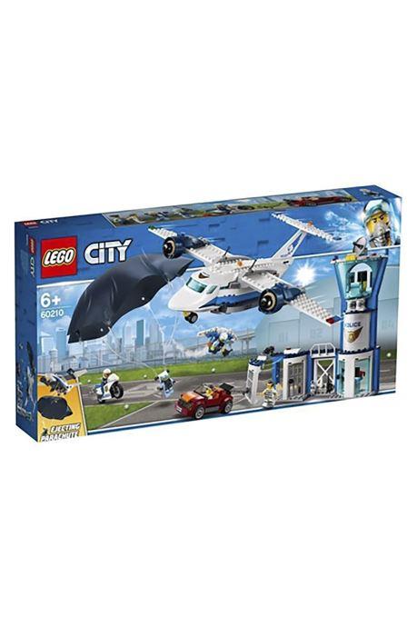 Divers Accessoires LEGO® City 60210 La base aérie