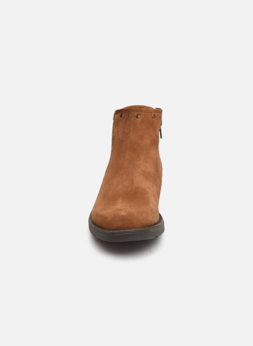 Boots en enkellaarsjes Rose et Martin BEATRICE LEATHER Bruin model