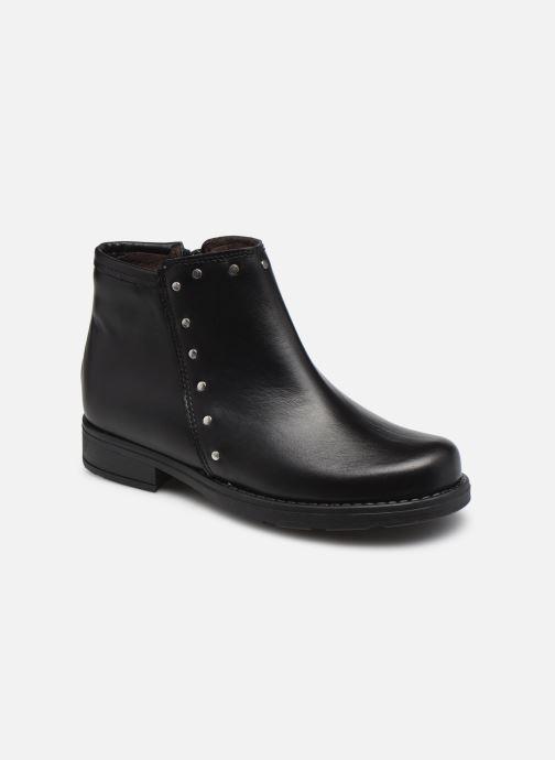Stiefeletten & Boots Rose et Martin BEATRICE LEATHER schwarz detaillierte ansicht/modell