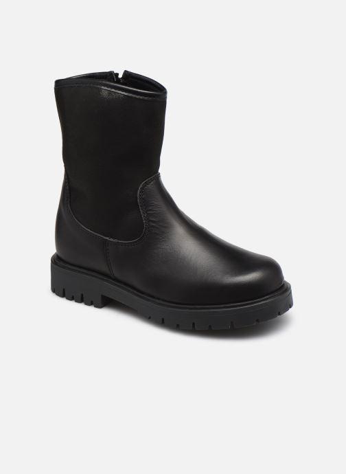 Bottines et boots Rose et Martin BRIDGET LEATHER Noir vue détail/paire