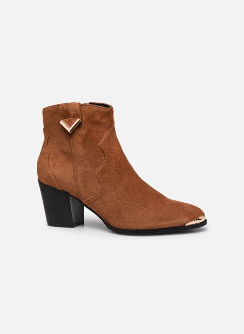 Stiefeletten & Boots I Love Shoes DIANA braun ansicht von hinten