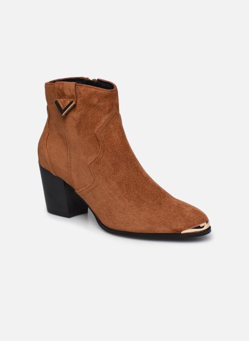 Stiefeletten & Boots I Love Shoes DIANA braun detaillierte ansicht/modell