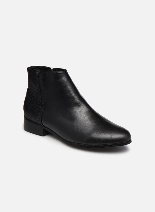 Bottines et boots I Love Shoes DEBORAH Noir vue détail/paire