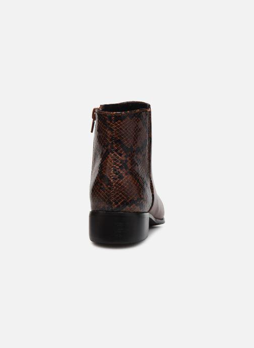 Bottines et boots I Love Shoes DEBORAH Marron vue droite