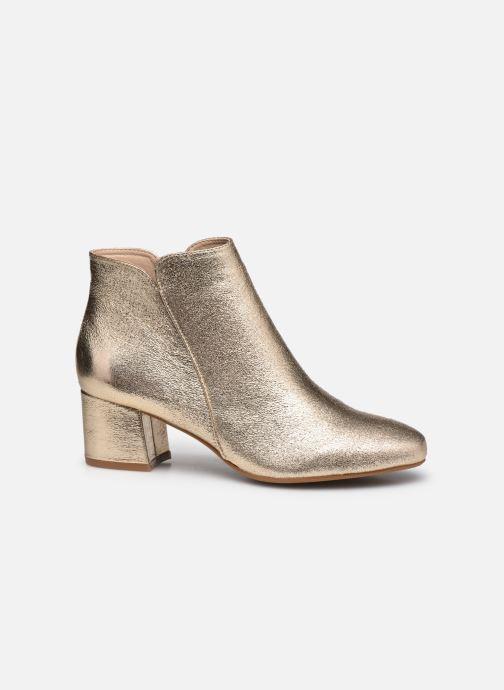 Bottines et boots I Love Shoes DELPHINE Or et bronze vue derrière