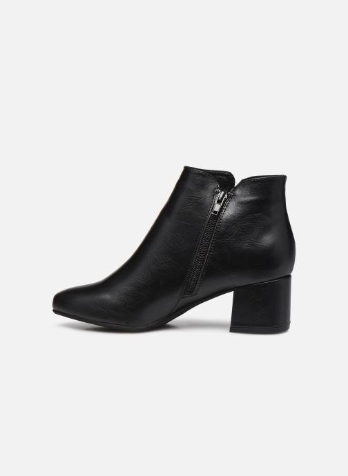 Botines  I Love Shoes DELPHINE Negro vista de frente