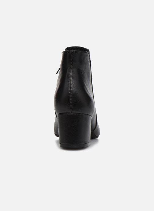 Botines  I Love Shoes DELPHINE Negro vista lateral derecha