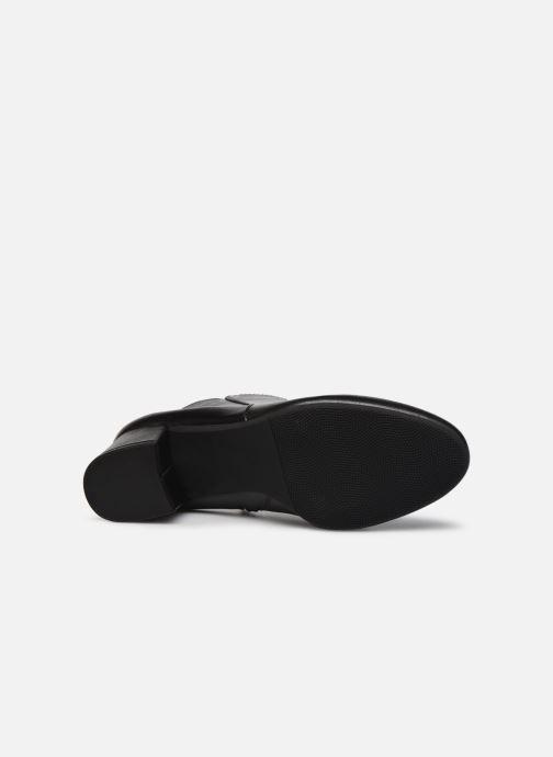 Botines  I Love Shoes DELPHINE Negro vista de arriba