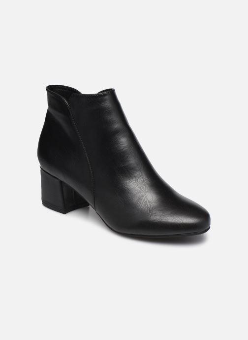 Bottines et boots I Love Shoes DELPHINE Noir vue détail/paire