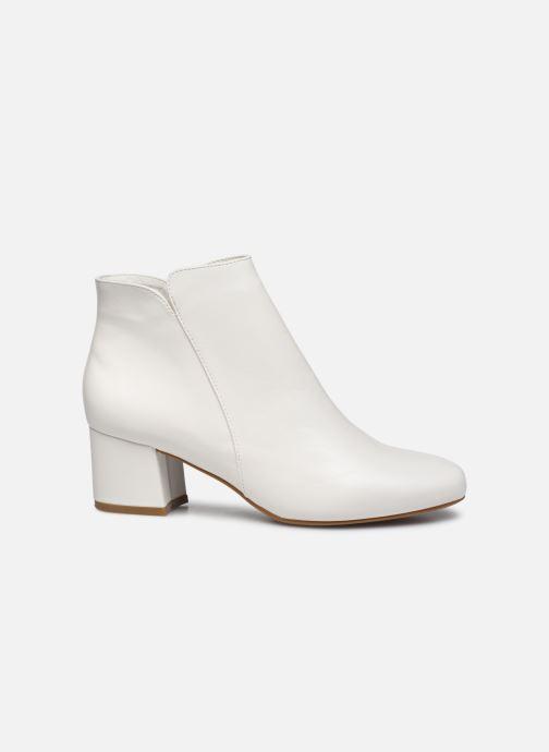 Botines  I Love Shoes DELPHINE Blanco vistra trasera
