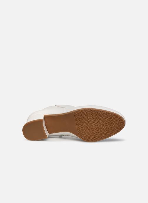 Botines  I Love Shoes DELPHINE Blanco vista de arriba