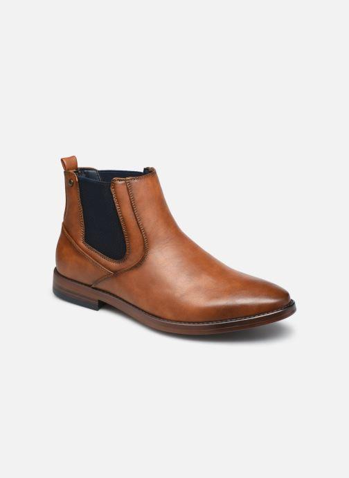 Bottines et boots I Love Shoes KAMAL Marron vue détail/paire