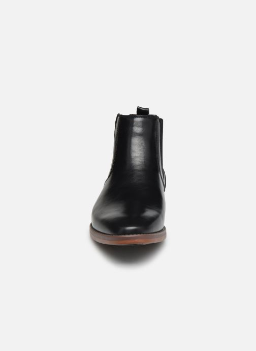 Botines  I Love Shoes KAMAL Negro vista del modelo