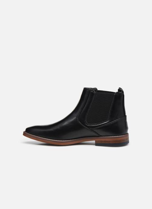 Botines  I Love Shoes KAMAL Negro vista de frente