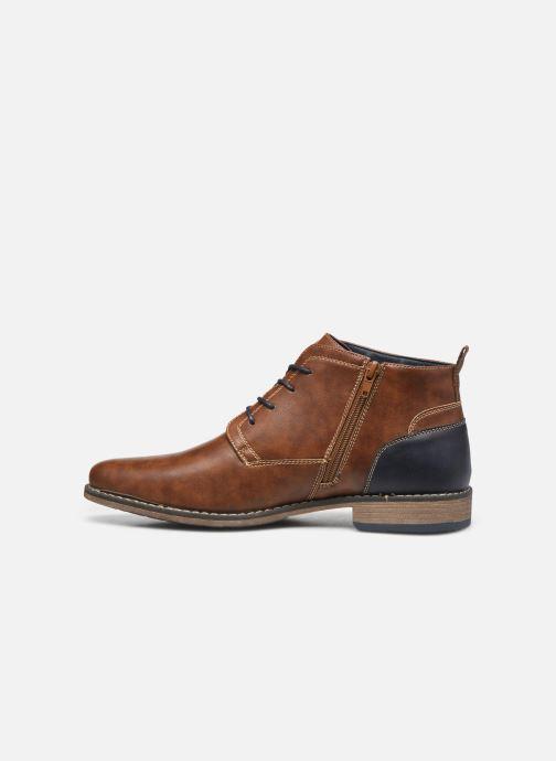 Stiefeletten & Boots I Love Shoes KALEO braun ansicht von vorne
