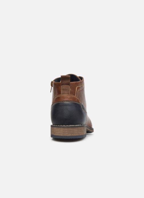 Botines  I Love Shoes KALEO Marrón vista lateral derecha