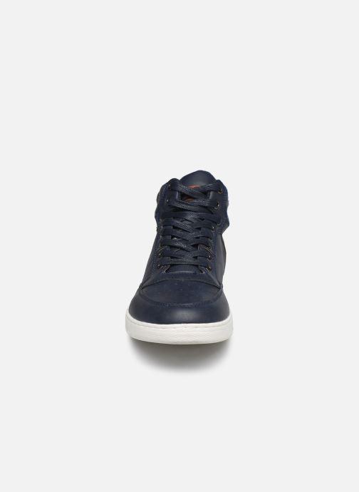 Deportivas I Love Shoes KERIKEL Azul vista del modelo