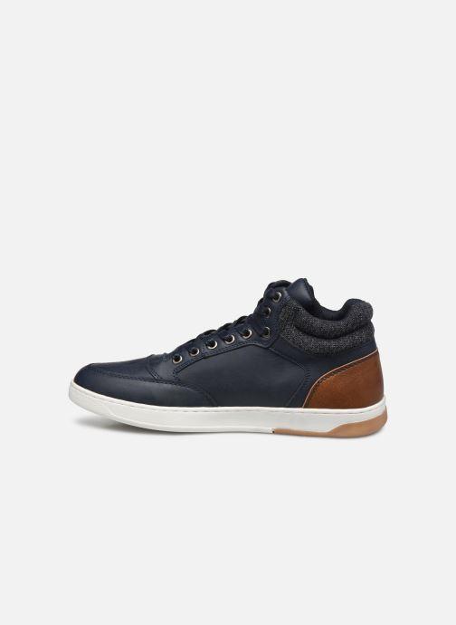 Baskets I Love Shoes KERIKEL Bleu vue face