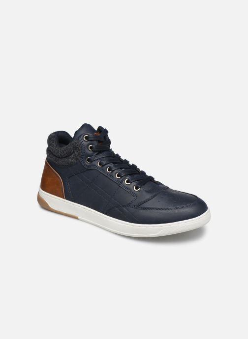 Baskets I Love Shoes KERIKEL Bleu vue détail/paire