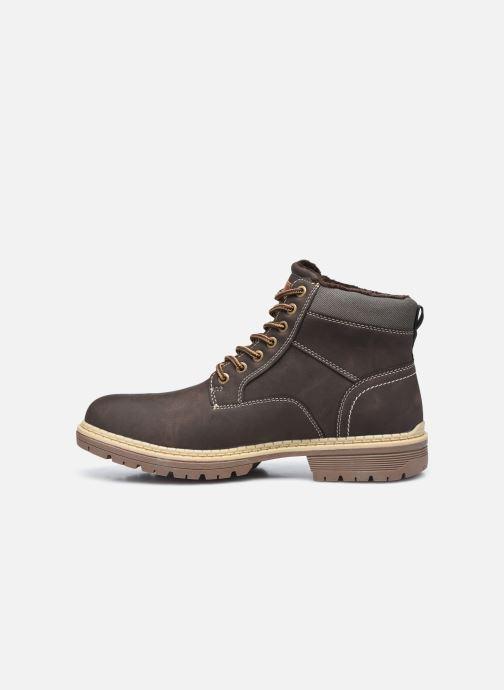 Stiefeletten & Boots I Love Shoes KERONA braun ansicht von vorne