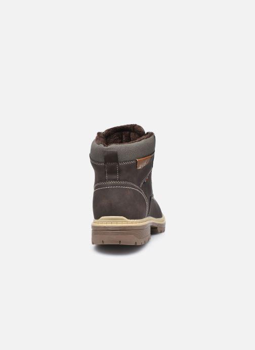 Stiefeletten & Boots I Love Shoes KERONA braun ansicht von rechts