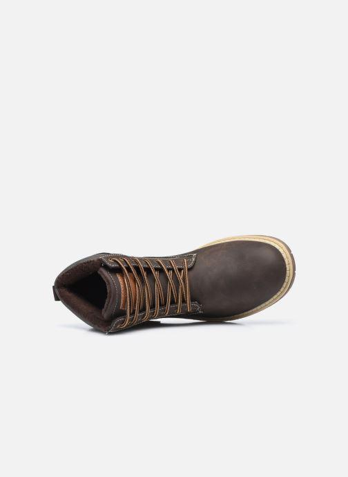 Stiefeletten & Boots I Love Shoes KERONA braun ansicht von links