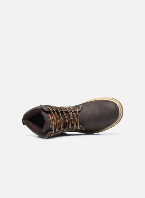 Stivaletti e tronchetti I Love Shoes KERONA Marrone immagine sinistra