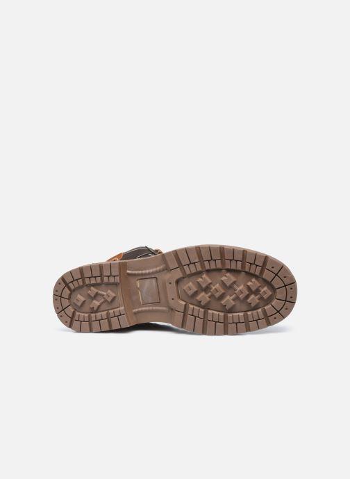 Stiefeletten & Boots I Love Shoes KERONA braun ansicht von oben