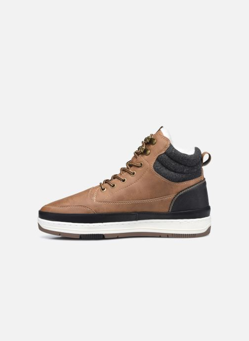 Stiefeletten & Boots I Love Shoes KASPOR braun ansicht von vorne