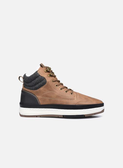 Stiefeletten & Boots I Love Shoes KASPOR braun ansicht von hinten