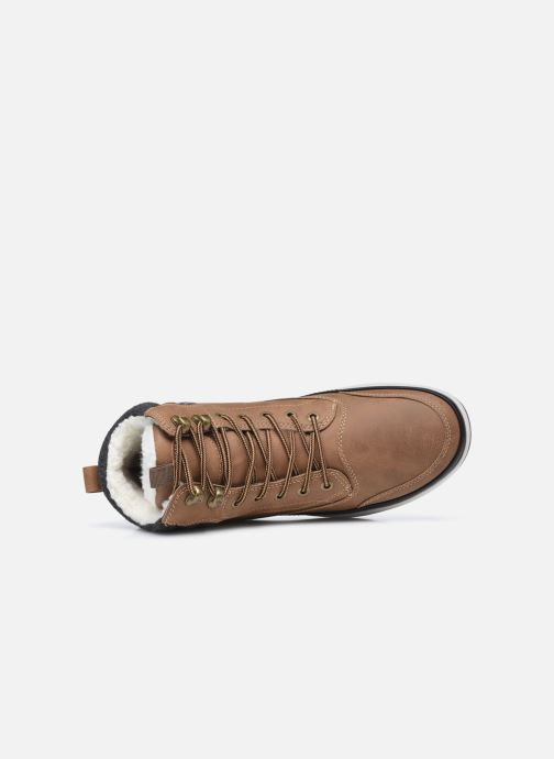 Stiefeletten & Boots I Love Shoes KASPOR braun ansicht von links