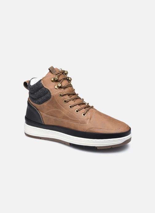 Bottines et boots I Love Shoes KASPOR Marron vue détail/paire