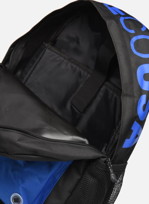 Mochilas DC Shoes Backsider Seasonal Azul vistra trasera